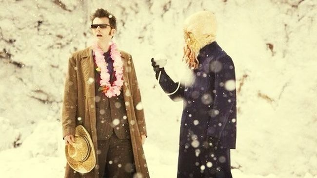 The Doctor And Ood Sigma Whovian
