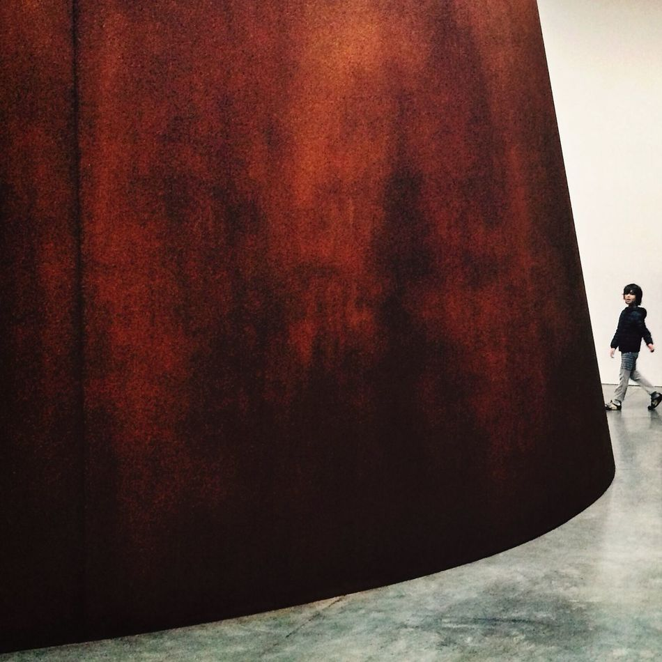 Richard Serra Art Sculpture Gallery