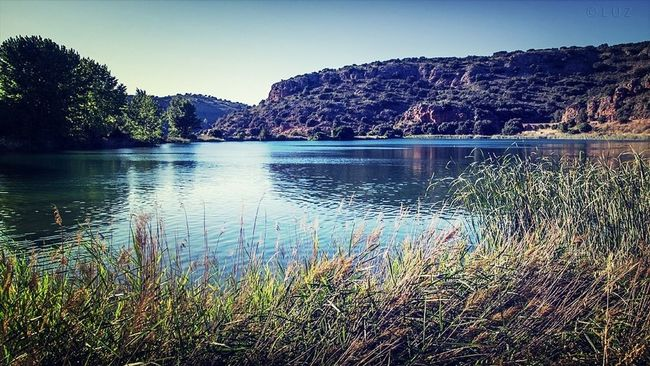 La Redondilla, Lagunas de Ruidera. Landscape_Collection Landscape Nature_collection SPAIN