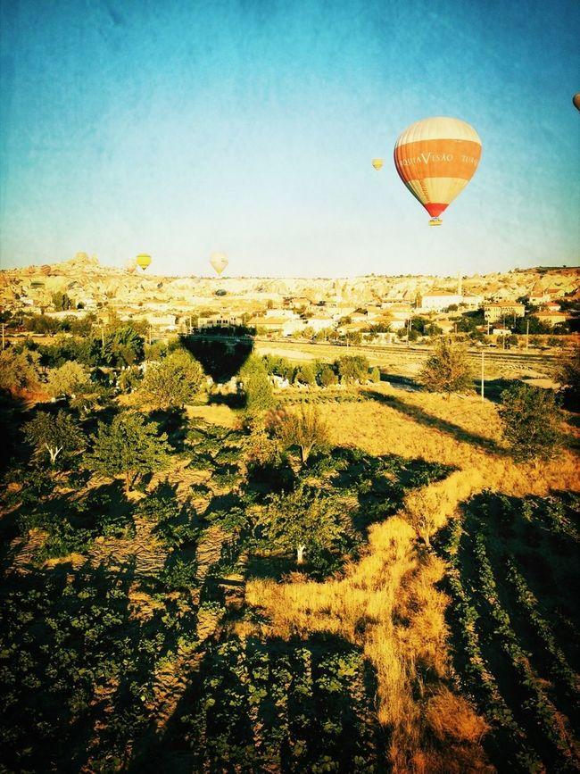 Relaxing Hot Air Balloons Fresh Air Eye4enchanting