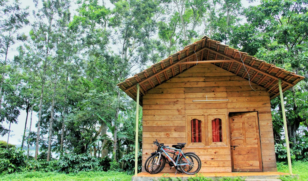 Prakruth Reosrt Getaway  Weekend Getaway Nature Cycling Coorg Friends