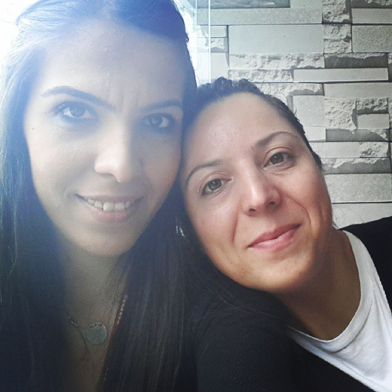 Öğle molasiiiii :) Berrak Me We Fatma komtekstilmissclairearkadaş dost friend arkadas kızılayykm ykmkızılay