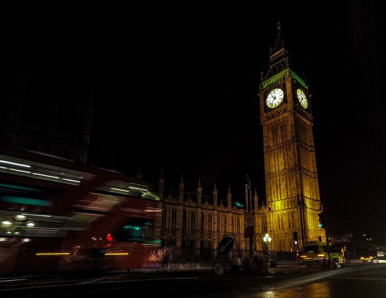 Big Ben Night Clock Tower Architecture Transportation Tower Illuminated Built Structure Travel Destinations Clock London Tourism Photooftheday GoPrography Sky No People