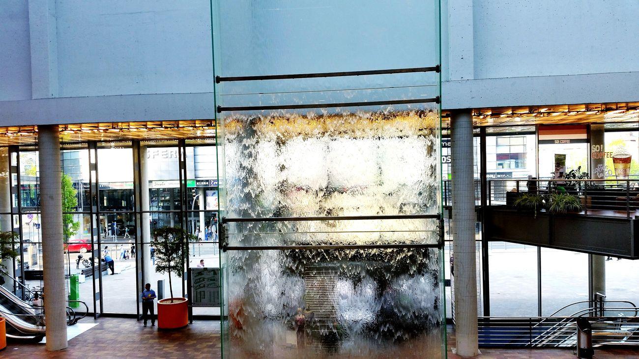 Shopping No People Architecture Flood Day Poland 💗 WeekOnEyeEm EeyemBestEdits Low Angle View Citycenter Weeklyphoto Week On Eyeem City Bielsko-Biała City Poland Photos Polandways Silhouette Shopping Center Shop Window Dummy