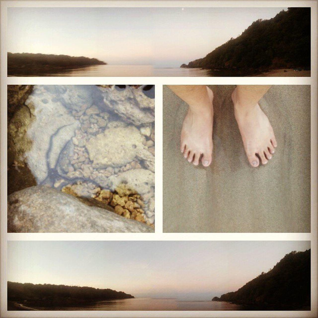 It is summer indeed... Beach Westnuk Morong Bataan Shore Starfish  Sand