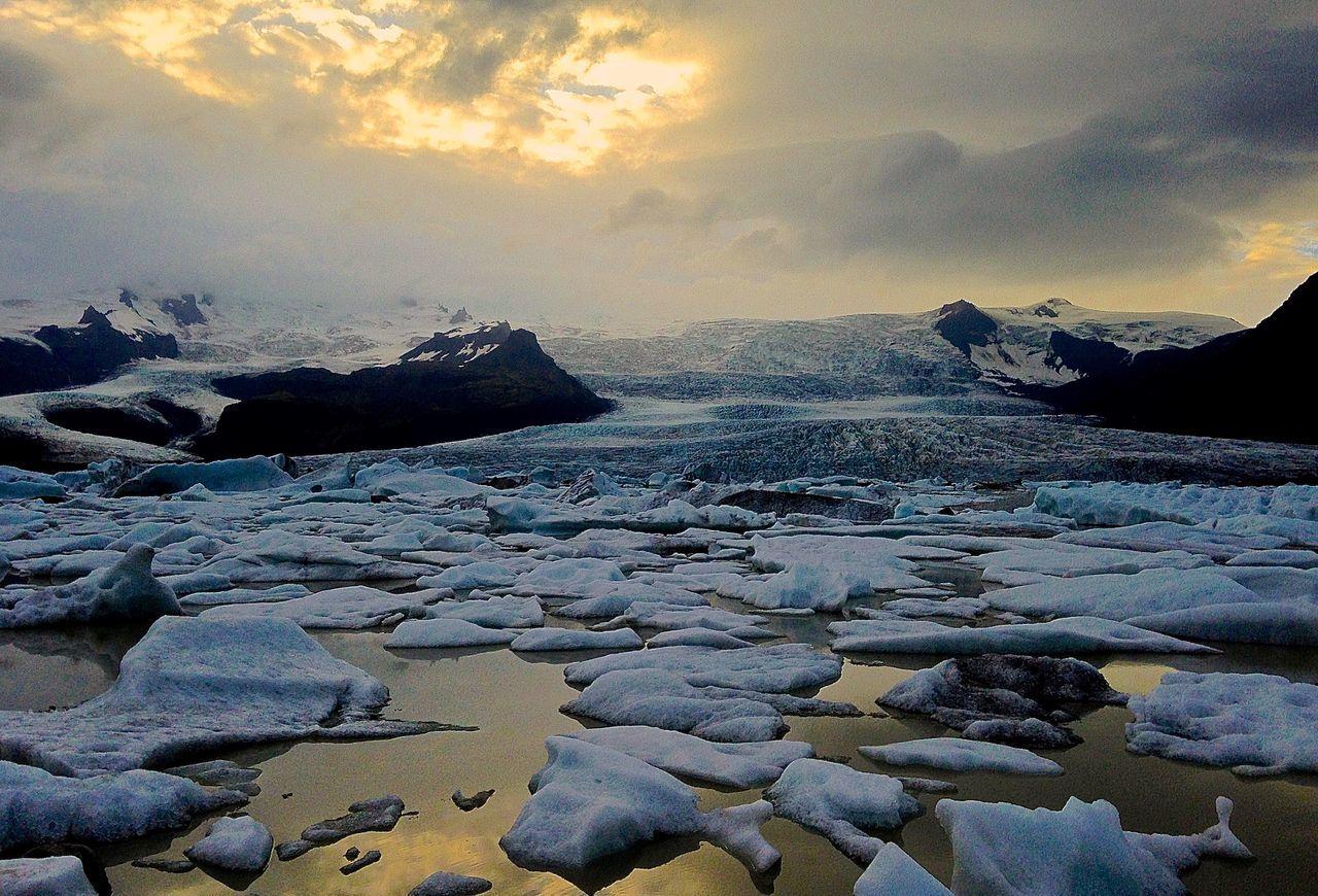 Beautiful Nature Beautiful View Beauty In Nature Glacier Vatnajokull Iceland Iceland Memories Iceland_collection Majestic Nature No People Outdoors Tranquil Scene Tranquility Vatnajökull Vatnajökull Glacier, Iceland Water 43 Golden Moments Colour Of Life Ice Age