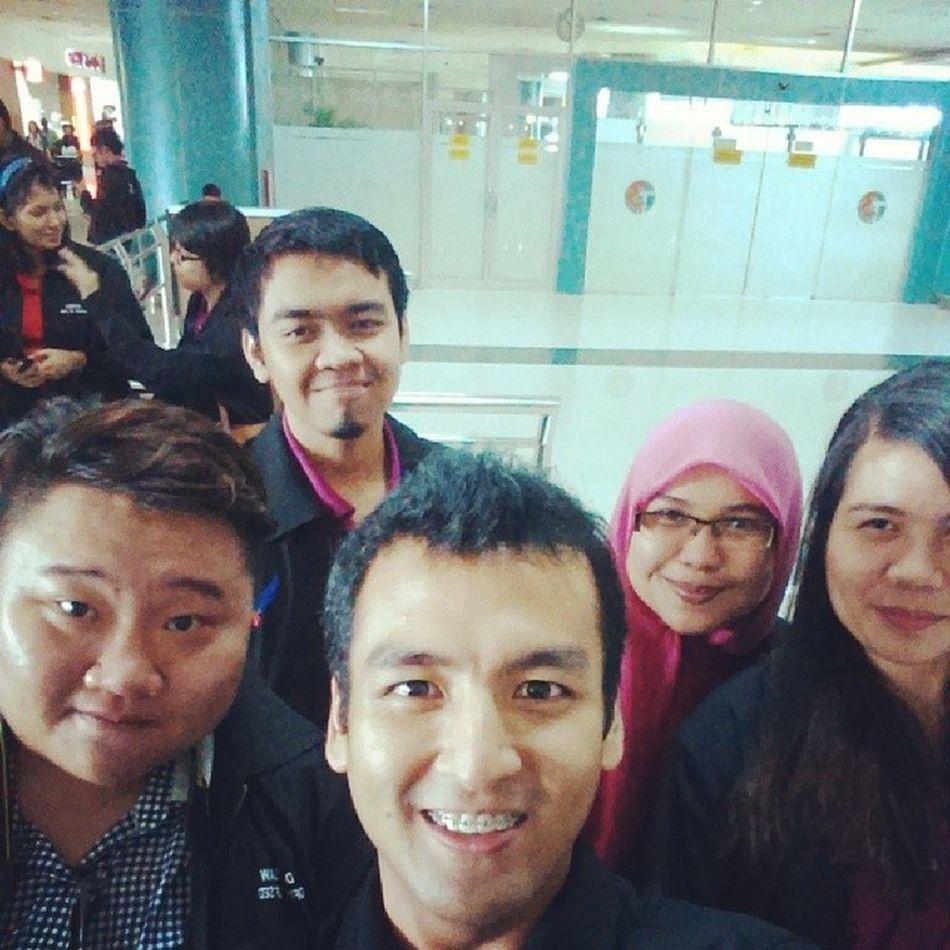 Touchdown Jakarta! SRC IPTTour