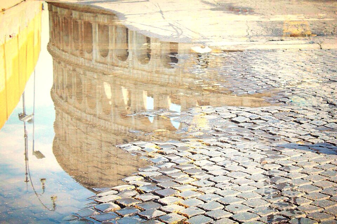 Rome Roma Colosseum Italy Goodtime Summer Summertime Mirror Enjoying Life Goodmood