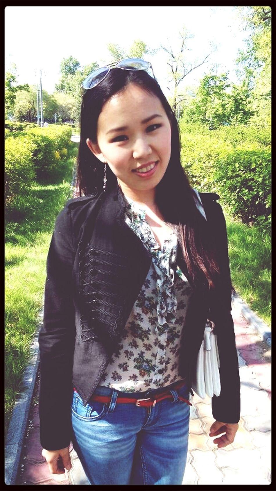 Весенние деньки Streetfashion That's Me Asiangirl