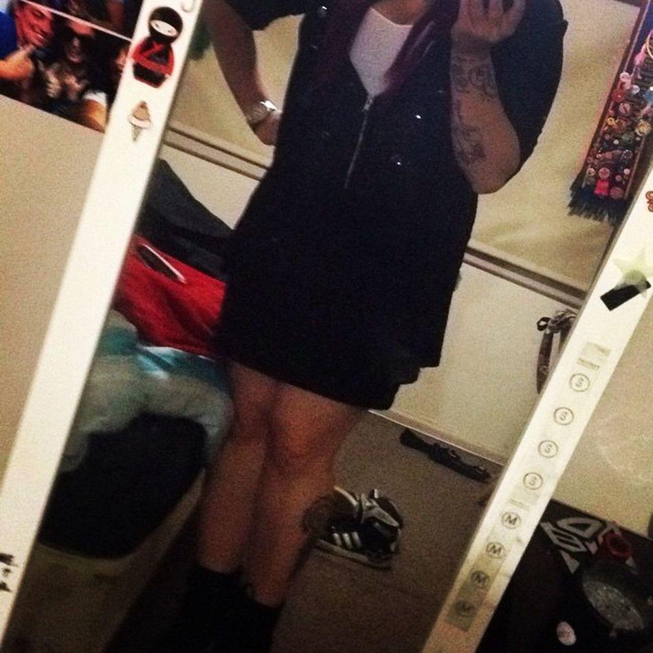 Dress Girly Weird Dress Lesbian Lesbehonest Idontweardresses Lesbianofinstagram Tattoos Tattoosofinstagram Ink Instagay Wegdes Heels
