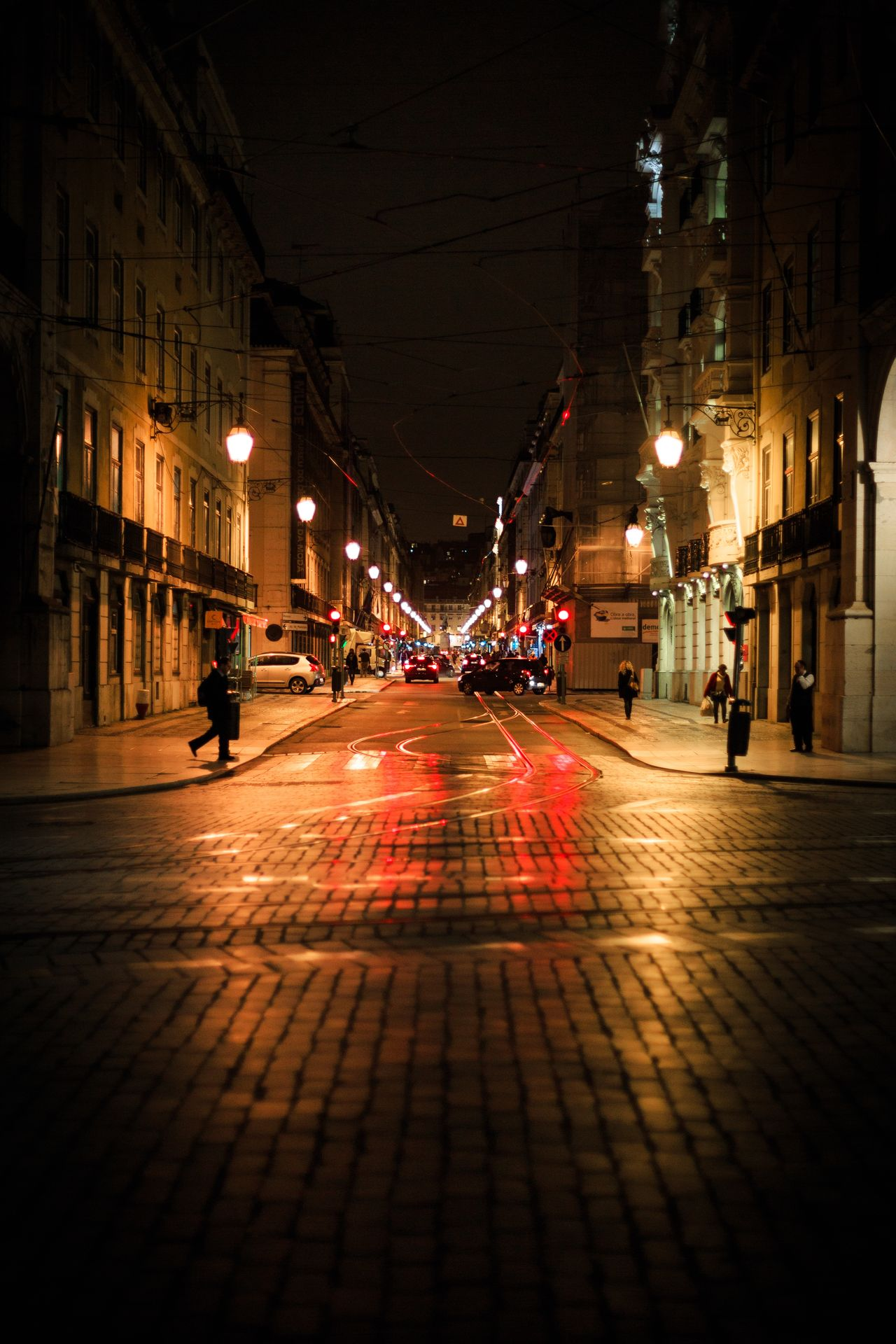 City Life Lights Lisboa Lisboa Portugal Lissabon Night Nightlife Portugal Streetphotography Streetsoflisbon