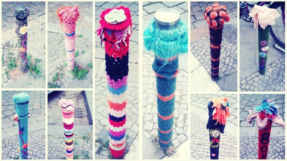 Urban Crochet