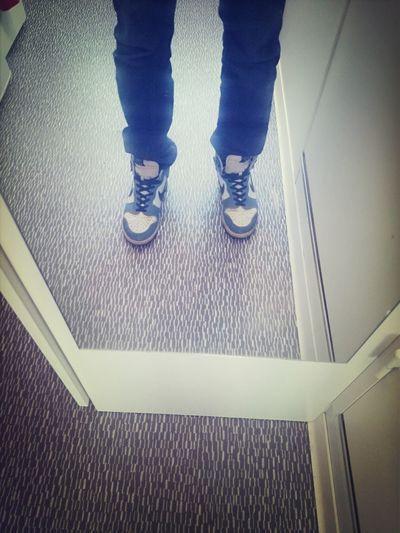 My Nikes on