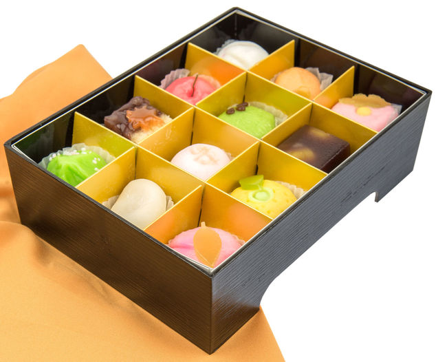 Traditional Japanese sweet confectionery locally known as wagashi Arrangement Bitesize Colorful Confectionery Cute Pets Delicious Dessert Food Japanese  Seasonal Snack Small Sweet Traditional Treat Variation Wagashi