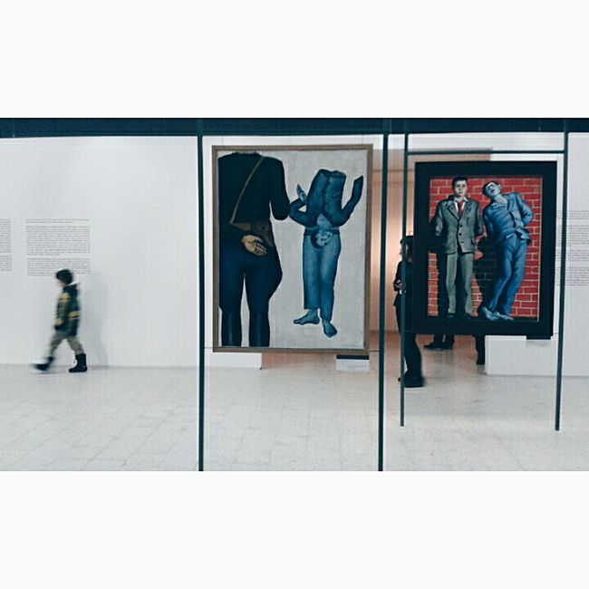 Artgallery Wróblewski Warsaw Modernart Situations