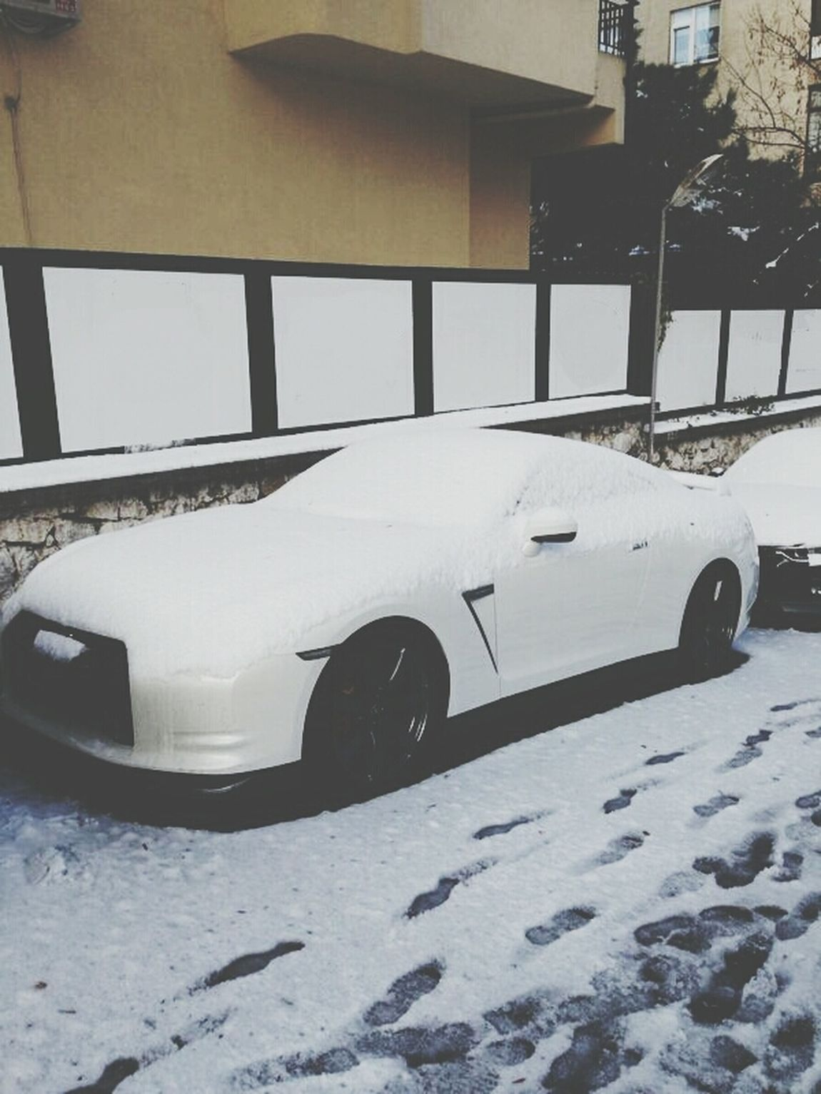 Garage Snow R35 GTR Istanbul