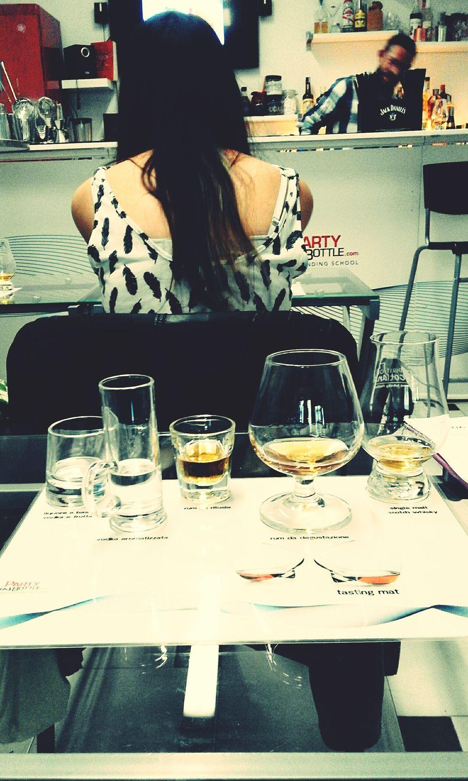 Vodka Time!! Rhum Single Malt Scotch Wisky