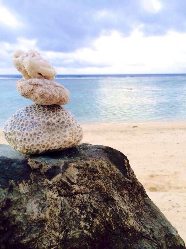Rarotongan throwback Nature Beach Hello World Enjoying Life