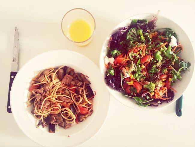 Lunchtime Healthy Foodporn Delicious