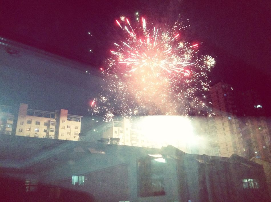 Firework First Eyeem Photo