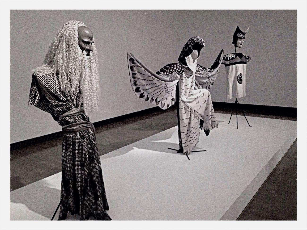 Art Black And White Monochrome Musium Of Art
