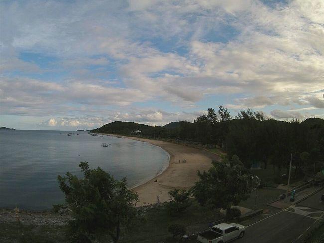 Thailand Kosamui Roadtrip Traveling Landscape The Traveler - 2015 EyeEm Awards Nature Seascape Clouds And Sky Landscape_Collection