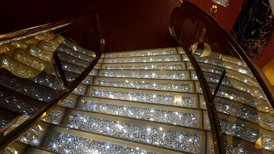 Stairs Diamond Stairs