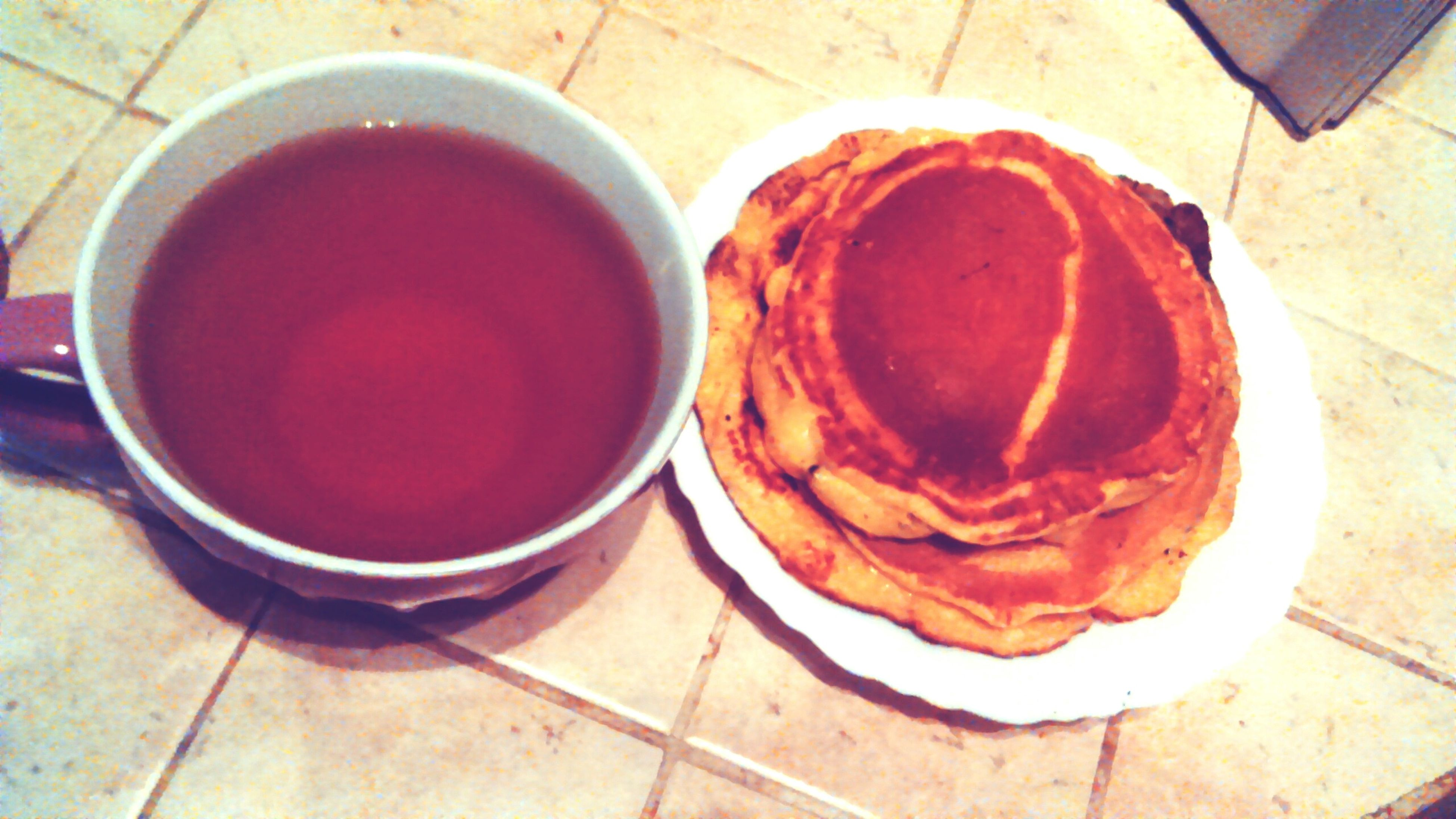 Pancakes Morning Cold Winter ❄⛄