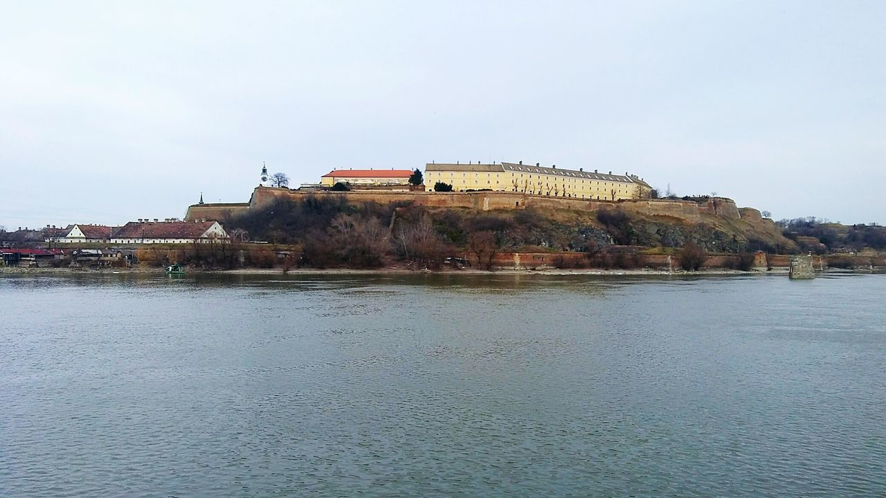 Petrovaradin fortress Petrovaradin Fortress River Danube Novi Sad Historical Monuments Architecture Medieval Serbia Culture Heritage Medieval Castle Fortress View Fortress In Europe Fortress Europe Historycal Place Tourist Destination
