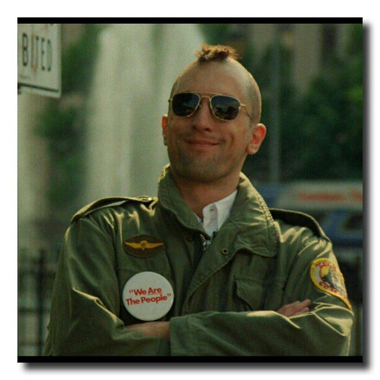 'Travis Bickle' one of my favourite movie psychos of all time' TravisBickle Travis Taxidriver Movies cult classic icon psycho RobertDeniro igtube igaddict Igers igdaily igshots iphonesia insta_pick instamood instamood instahub instagood instagrammers webstagram