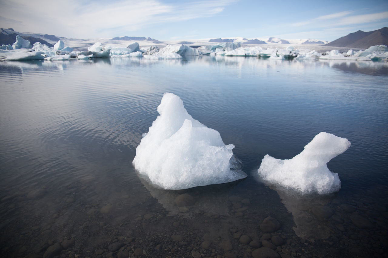 Beautiful stock photos of ice, Beauty In Nature, Day, Glacier, Ice