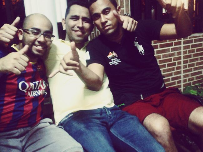 Mis hermanos...