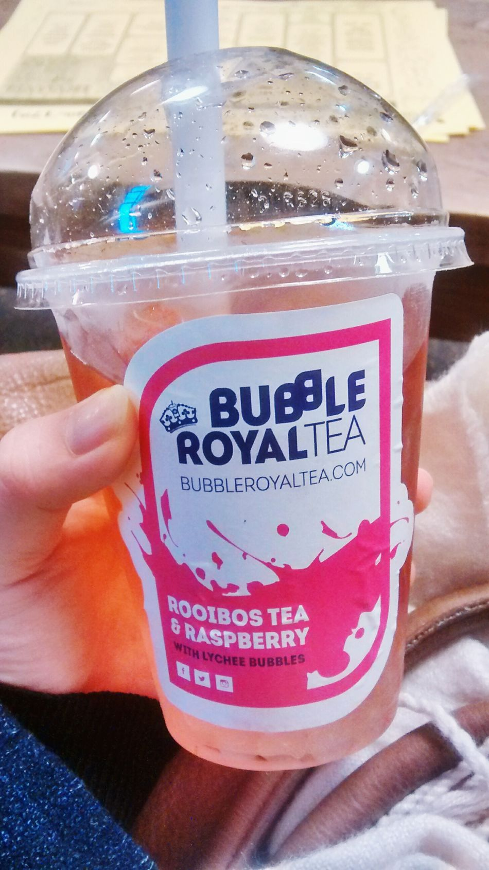 The bubble tea is back! ??