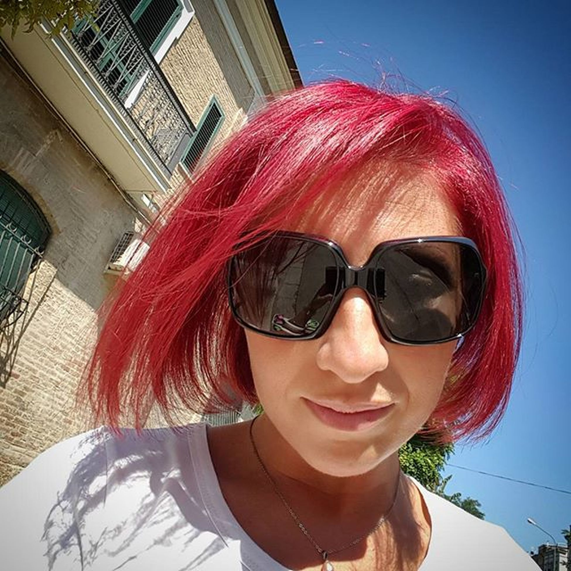 Haircut day 👍 Haircut Italy Hairstyle Redhair Lorealmajirouge Lorealmajicontrast Majicontrastmagenta Loreal Majirouge Majirel Lorealmajirouge666 Majirouge666 Wellakoleston Wellakoleston065 Kolestonperfect Wellaspecialmix Wellaspecialmix065 RedHAIR ❤ Red Hair Selfies Selfie ✌ Redhead Redismycolor Haircolor Haircolour