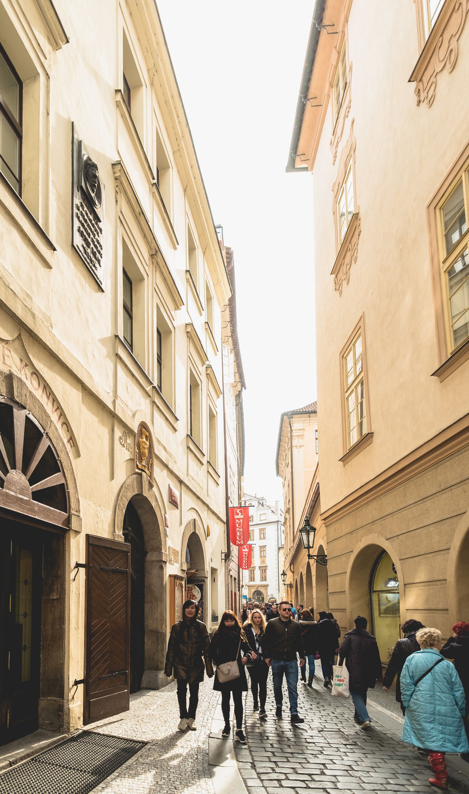 Street in City life Adult Architecture Building Exterior Built Structure City City Life City Street Day Large Group Of People Men Only Men Outdoors People Prague, Czech Republic Silhouette Silhouette Photography Sky Street Photography Streetphotography Travel Destinations Walking Around The City