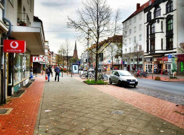 Hannover City Germany Street