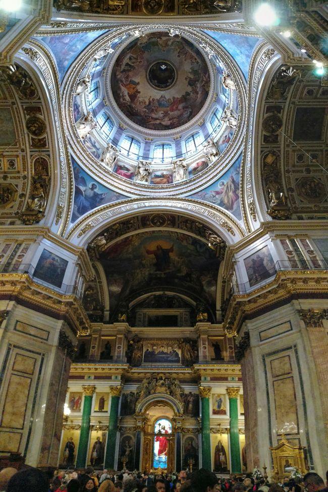 Cathedral Saint Isaac's Cathedral Saint Petersburg