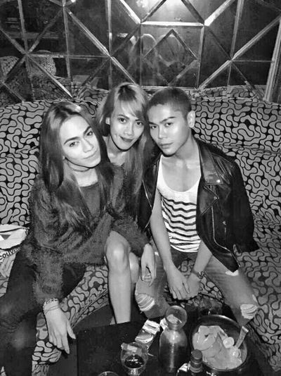 Threesome before wet party songkraa Mainroom Kualalumpur Bestparty Love