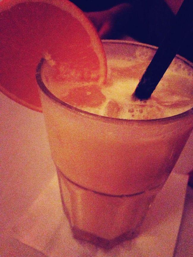 Macadamia colada <3 Cocktail
