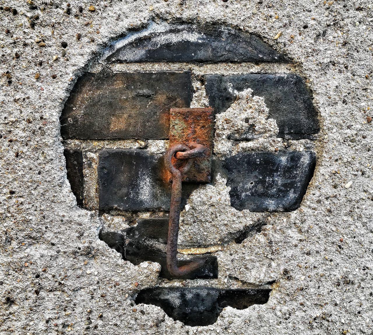 Wall No People Oldtime Apparatus Metal