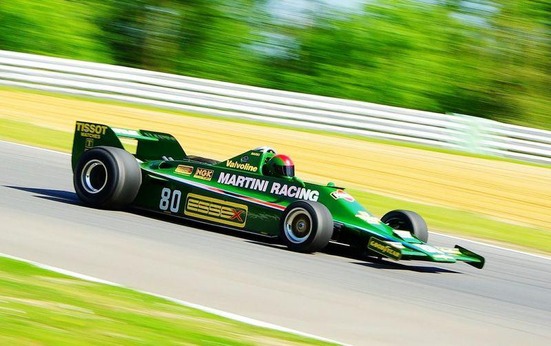 Motorsport Formula 1 Historic Historic Racing Brands Hatch Speed Slow Shutter Speed Lotus Martini Very Green EyeEm Best Shots Classic Racing