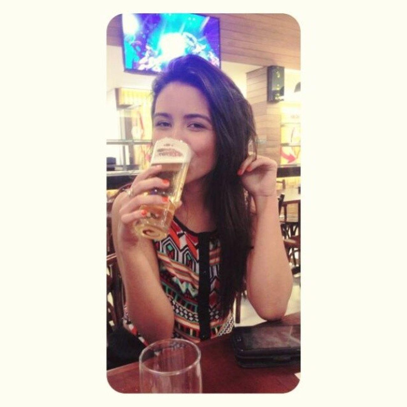 Sexta com meu amor ♥ Beer Deontem Amorverdadeiro