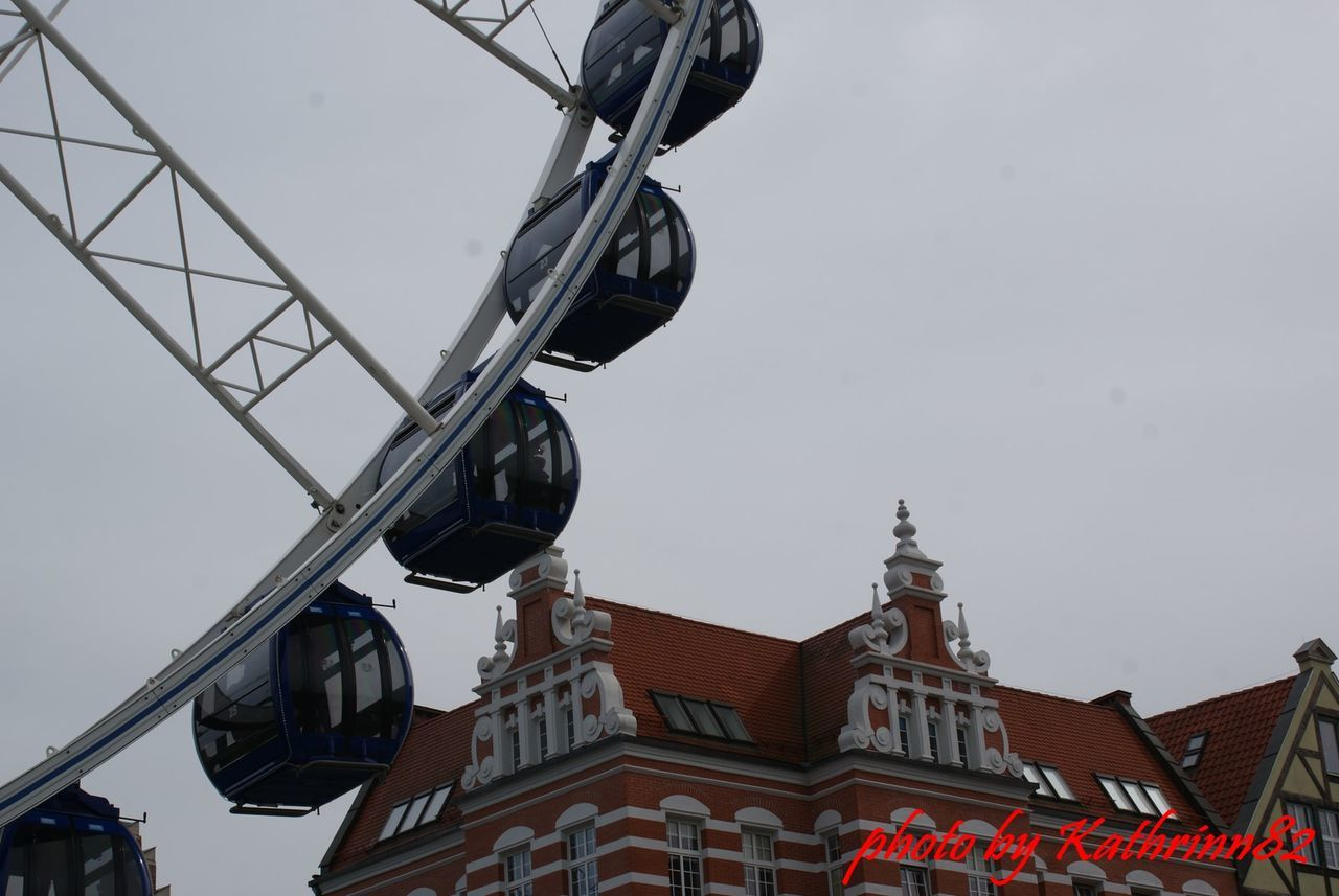 Ferris Wheel Gdańskeye Gdansk_official Discover Your City