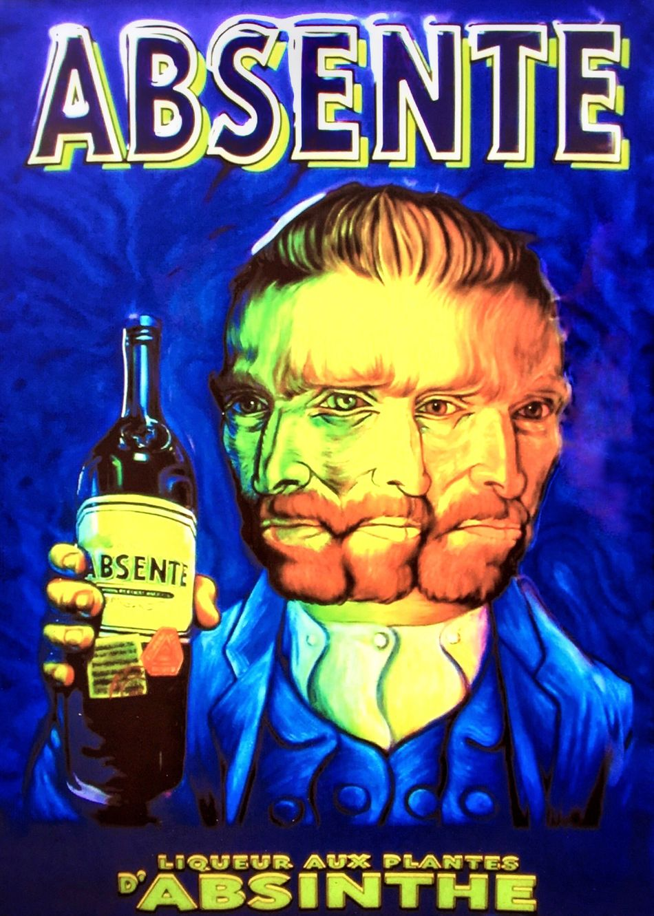 Man People Day One Person Absente Beard Blue Poster Absinthe Liquor Faces Of EyeEm Rome Bottle Glass Wine Suit Bestoftheday EyeEm Best Shots Eyes Old Monochrome Hello World Taking Photos First Eyeem Photo EyeEmNewHere