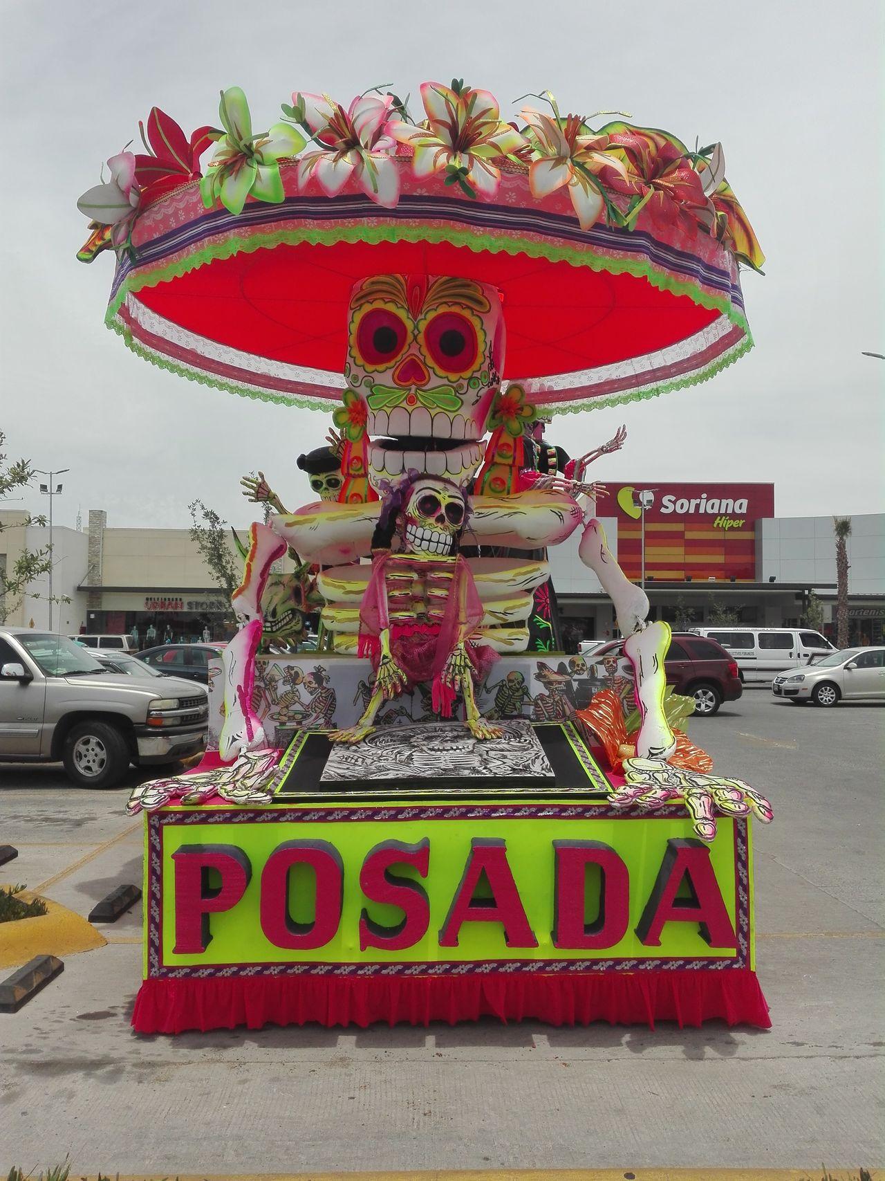 Posada Catrina Day Of The Dead Catrinas Day Of The Dead November 2nd Tradiciones Mexico