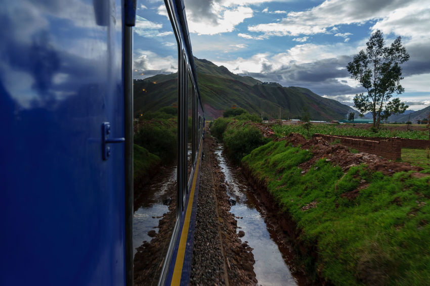 Altitude America Anden Cocktails Cusco Dancer Express High Historical Sights International Landmark La Raya Haircut Landscapes With WhiteWall Old People Peru Peru Rail Puno Rail South Traditional Train Train Tracks On The Way The KIOMI Collection