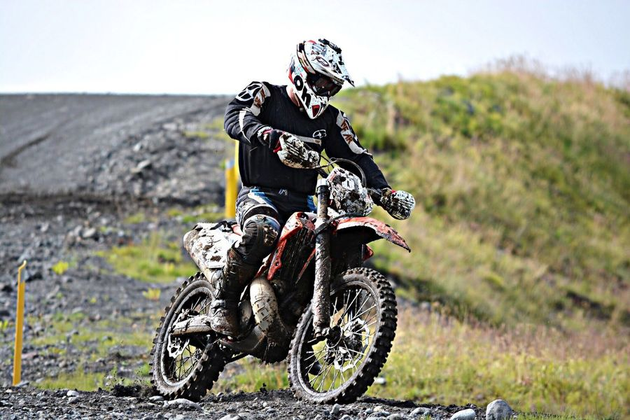 Enduro in Iceland Enduro Racing