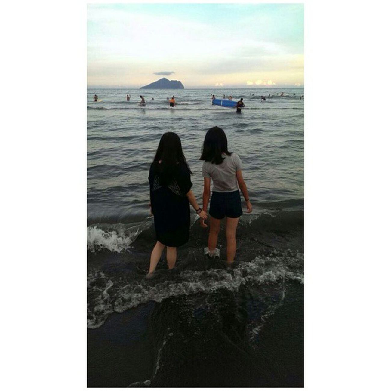- 想來宜蘭就真的來了 沒下水真是殘念拉 好美的龜山島~~ 開心的一天