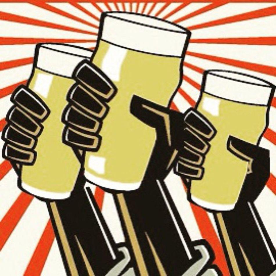 Revolution is coming... Love craft beer! Craftbeercommitment Craftbeer Realbrewing
