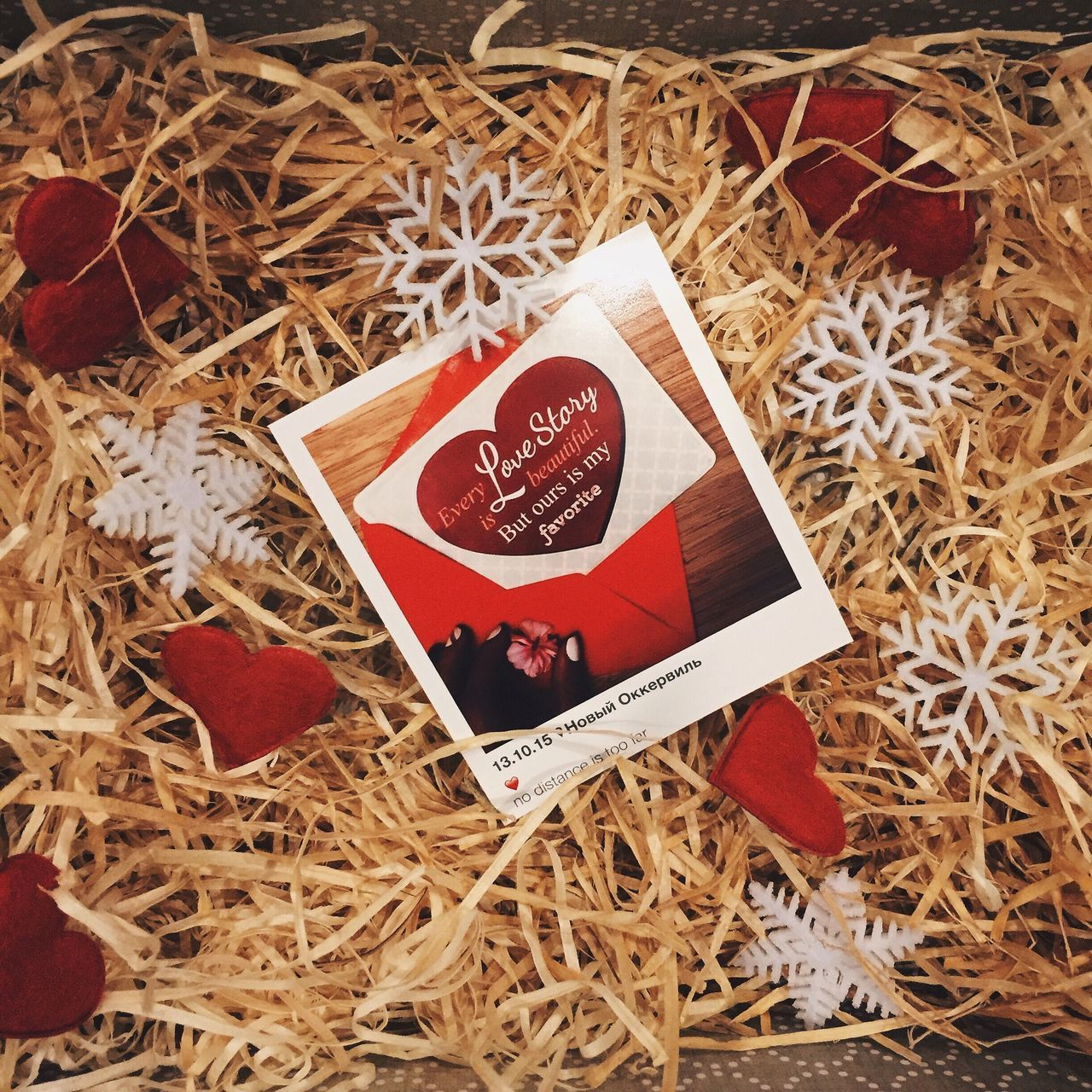 Text Communication High Angle View Red Hay Photograph Indoors  No People Close-up Day Chance Freshness